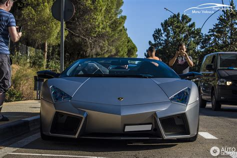 lamborghini reventon roadster technische daten lamborghini revent 243 n roadster 9 december 2016 autogespot