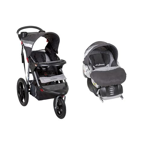 baby trend stroller with car seat baby trend range stroller and infant car seat
