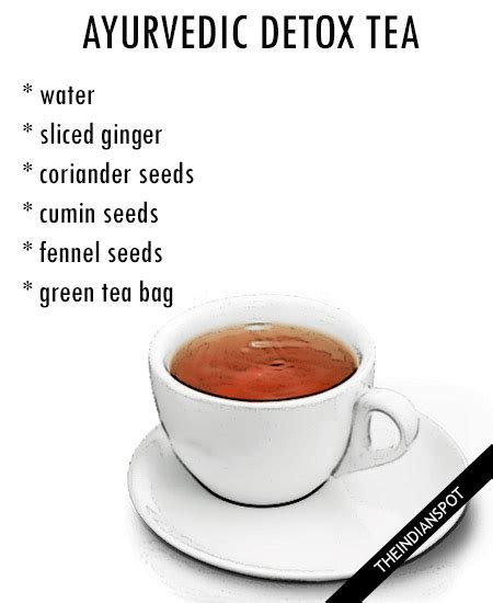 Squeeze Tea Detox by Detox The Ayurveda Way Theindianspot