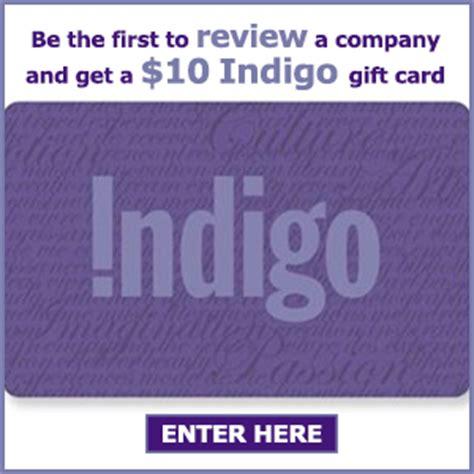 Indigo Gift Card - homestars win a 10 indigo ca gift card homestars