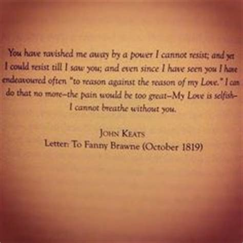 Marriage Quotes Keats by Bright On Keats Bright And