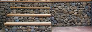 Patio Stone Cost Gabion Fences And Stone Walls Rock Fence Design Uk