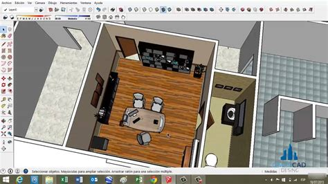 Sketchup Pro 2016 Tutorial Youtube | sketchup pro 2016 modelado nave industrial tutorial hd
