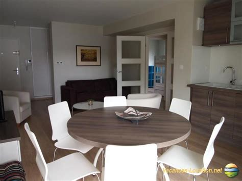 landes dining room apartment in capbreton holiday rentals landes available