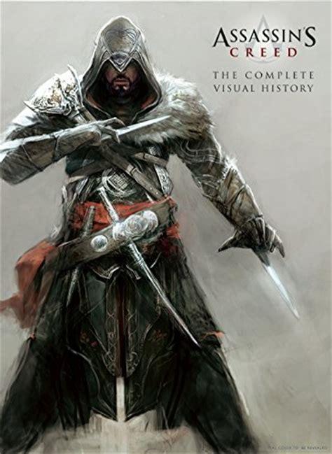 leer assassins creed the complete visual history en 纸质图书 刺客信条 完全视觉历史 上架 9月发售 www 3dmgame com