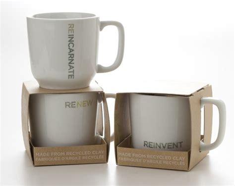design a mug kit starbucks recycled mugs the dieline packaging