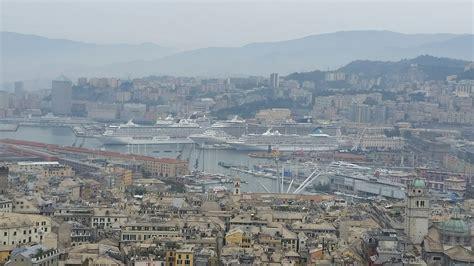 arrivi porto di genova sei navi da crociera nel porto di genova attesi in citt 224