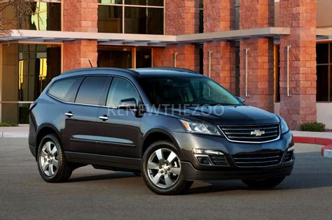 Chevrolet Models 2020 by Chevrolet 2020 Chevy Traverse In Depth Model Review
