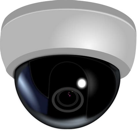 cctv security clipart cctv dome