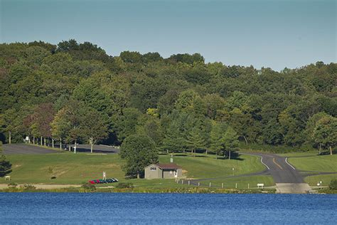 Cowan Lake State Park Cabins by Cowan Lake State Park Flickr Photo