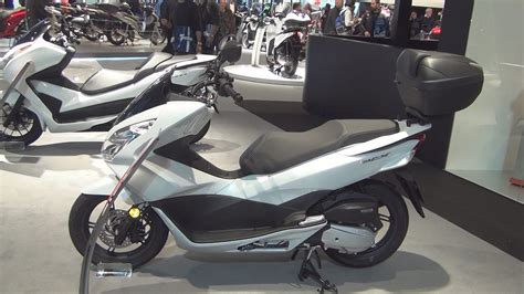 Pcx 2018 Non Abs by Honda Pcx 125 Abs 2017 Exterior And Interior In 3d
