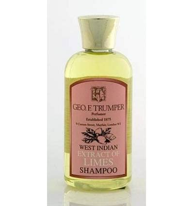 geo f trumper extract of limes shampoo 100ml £8.00