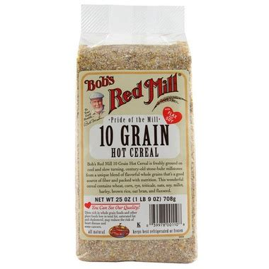 whole grain 10 grain cereal buy bob s mill 10 grain cereal at well ca free