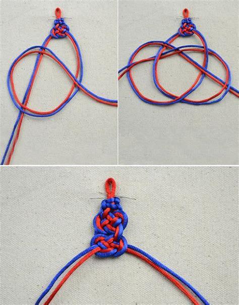 nudos de macrame paso a paso pulseras macrame paso a paso imagui