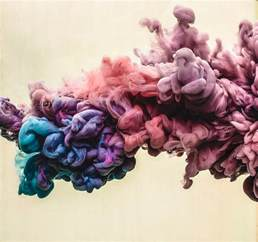 smoke color smoke style space colorful color cloud artistic form
