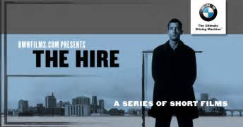 collection bmw the hire