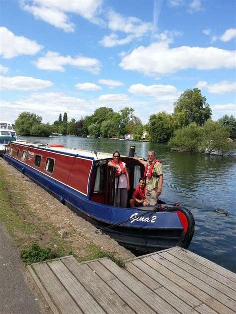thames river boat rental gina luxury narrowboat 4star cruise at your own pace on