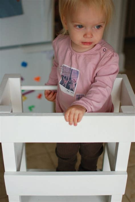 diy toddler step stool with rails better homes and gardens style spotters decorating