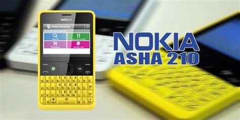Hp Nokia Lumia Querty nokia asha 210 ponsel untuk para pecinta chatting merdeka