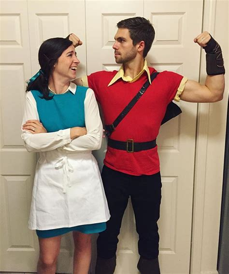 Simple Halloween Costumes For Couples