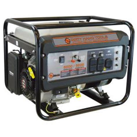 tools 5500 watt gasoline power generator 101092