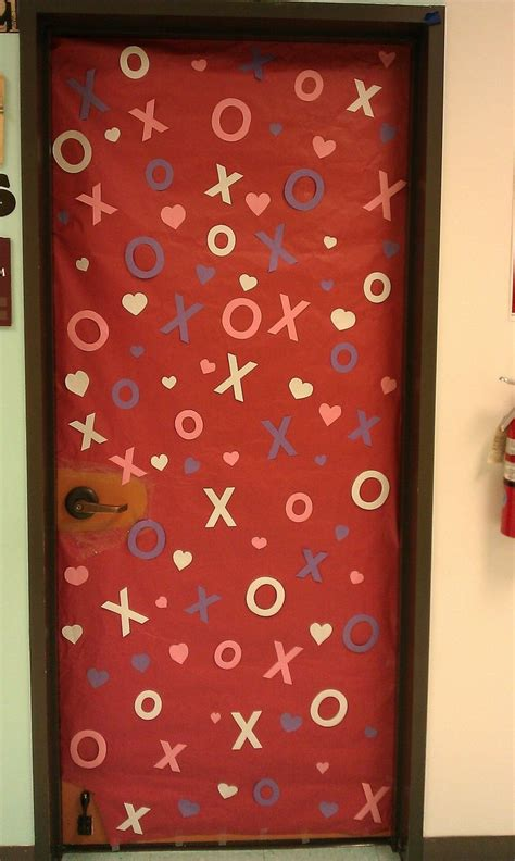 door decorations for valentines s board decoration ideas s day