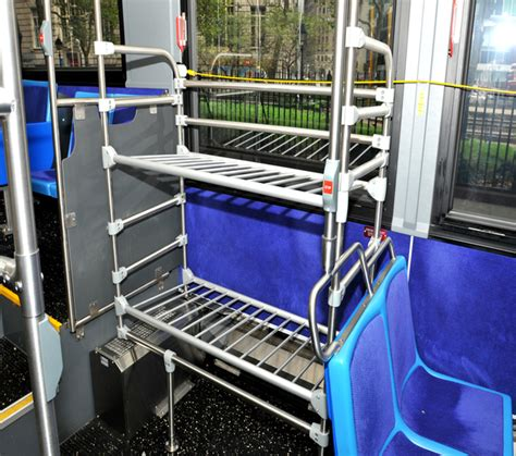 Racks Nyc by Nyct To Put Luggage Racks On 7 Routes Transit