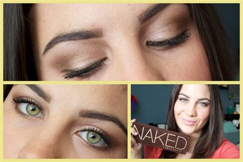 youtube tutorial eyeshadow urban decay naked daytime eyeshadow tutorial youtube