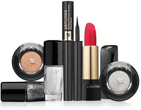 Lancome Cosmetics lancome color collection 2013 trends and