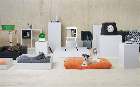 ikea dogs ikea s new pet furniture collection is designed with