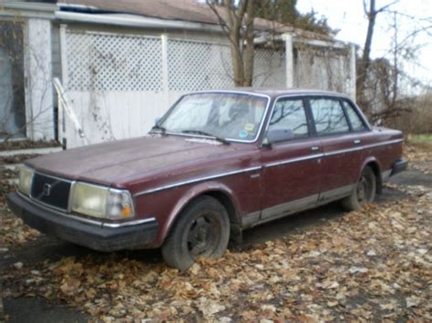 cheap volvo truck parts cheap 1990 volvo 240 repair or parts car