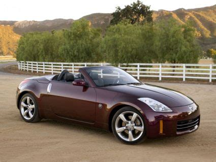 how much horsepower does a nissan 350z nissan 2004 2009 350z roadster and 2011 370z roadster