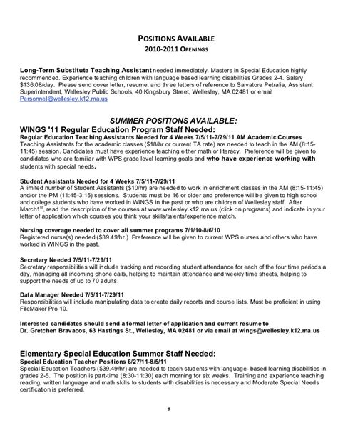 Paraprofessional Cover Letter Michael Resume Paraprofessional Cover Letter Templates