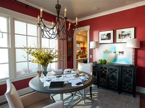 Hgtv Dining Rooms by Beautiful Rooms From Hgtv Smart Home 2014 Hgtv Smart