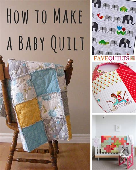 How To Make Quilt For Baby by How To Make A Baby Quilt 10 Free Baby Quilt Patterns Diy Shower Gifts Seams And Scissors