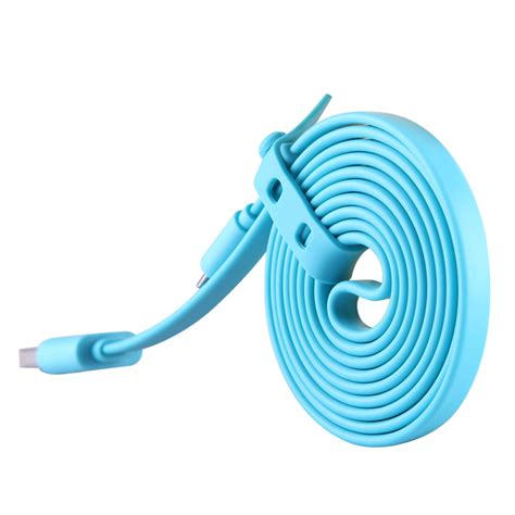 Nillkin Charger Cable Micro Usb For Smartphone Blue 1vzljm 1 nillkin charger cable micro usb for smartphone blue