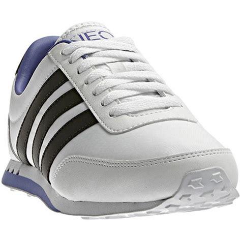Adidas Neo Import adidas neo label v racer w damen sneaker lifestyle schuhe weiss schwarz ebay