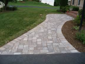 brick paver walkways emerald landscaping
