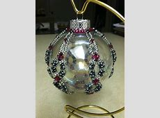 640 best images about Beaded Christmas Ornaments on ... Newmarket Gold