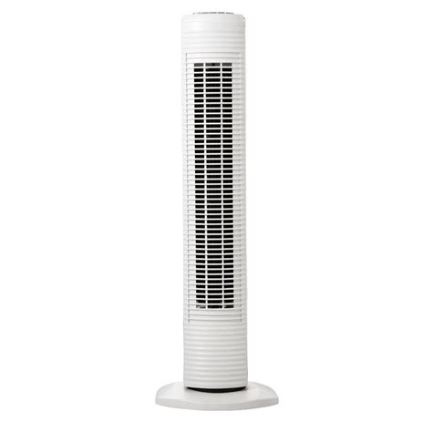 room fans home depot holmes 31 in oscillating tower fan htf3110a the home depot