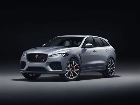 Jaguar Svr 2019 by 2019 Jaguar F Pace Svr Based Lister Lightning Is The