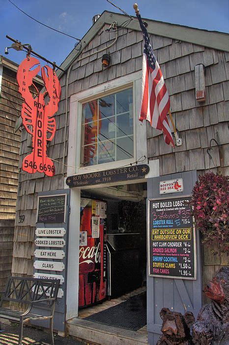 roy moore lobster company rockport ma roy moore lobster company roy moore and fine art america