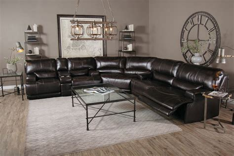 Mathis Brothers Living Room Furniture Simon Li Leather Longhorn Blackberry Sofa Mathis Brothers Furniture