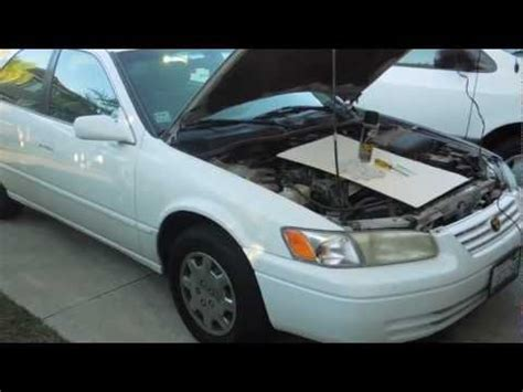 Toyota Gas Pedal Problem Easiest Fastest Fix For 1999 Toyota Camry Sticky Gas