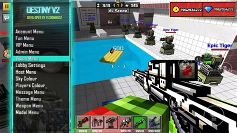 pixel gun 3d hacked apk pixel gun 3d 12 1 1 hack mod apk godmode unlimited ammo mod menu features new update hack