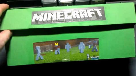 awesome valentines boxes minecraft s day box