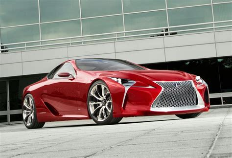 lexus lf lc smartcars lexus lf lc future production is likely