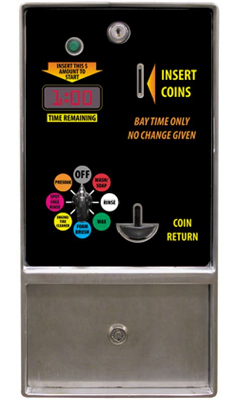 dultmeier sales electronic meter with coin drawer