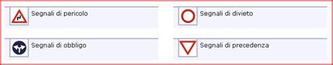 ministero degli interni patente b simulazione esame patente b