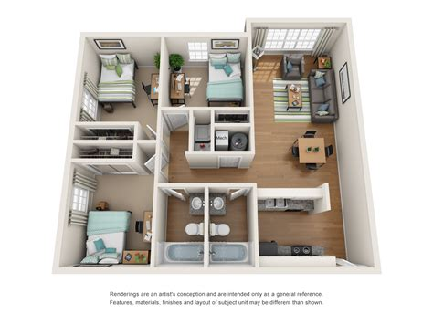floor plans northgate lakes orlando student apartments